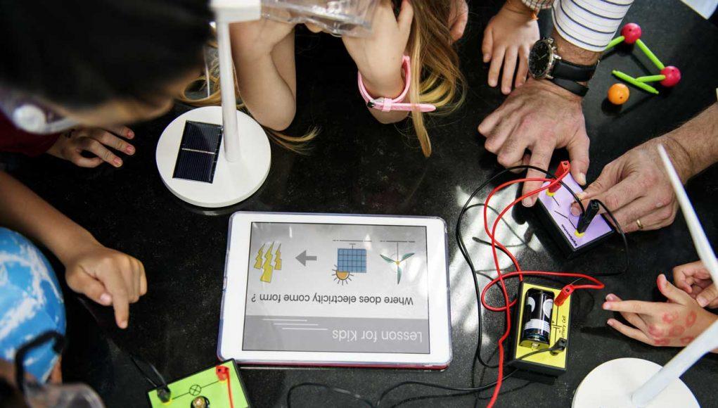 Solar Teachers